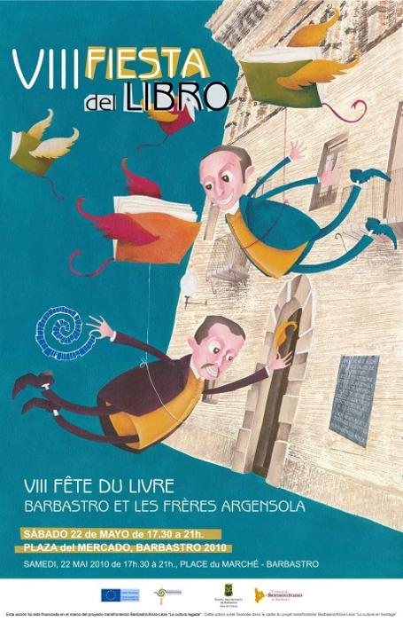 Fiesta del libro 2010