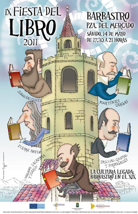 Fiesta del libro 2011