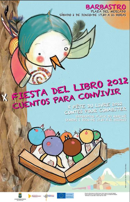 Fiesta del libro 2012